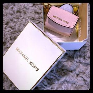 MK Bag accessory (key holder)
